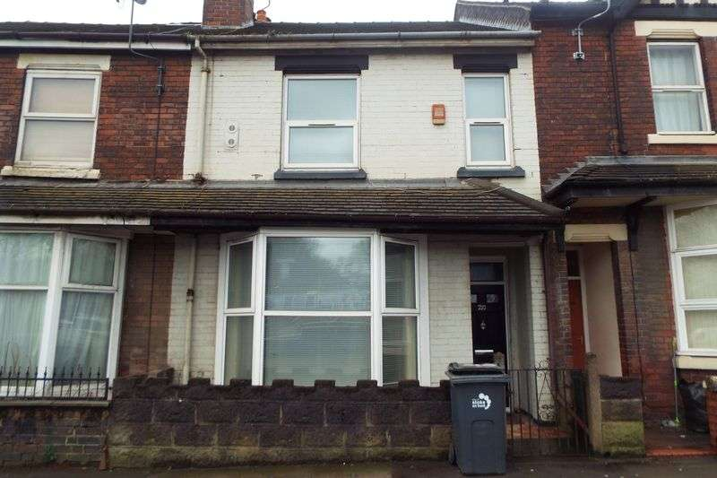 3 Bedrooms Terraced House for sale in King Street, Fenton, Stoke-On-Trent