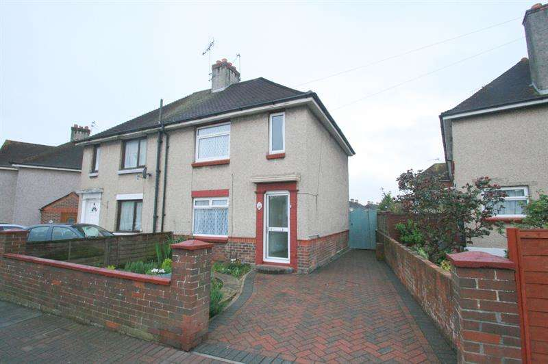 3 Bedrooms Semi Detached House for sale in Colwell Road, Portsmouth