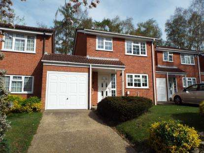 3 Bedrooms Link Detached House for sale in Southampton, Hampshire