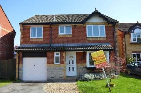 4 Bedrooms Detached House for sale in Darmead, Weston-Super-Mare