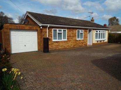 3 Bedrooms Bungalow for sale in Runcton Holme, King's Lynn, Norfolk