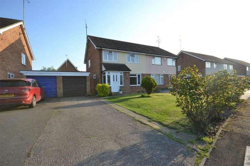 3 Bedrooms Semi Detached House for sale in Elizabeth Way, Heybridge, Maldon, Essex