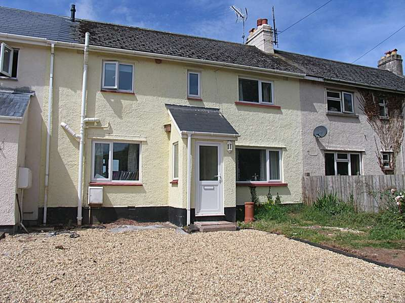 3 Bedrooms Terraced House for sale in Halwell, South Devon TQ9