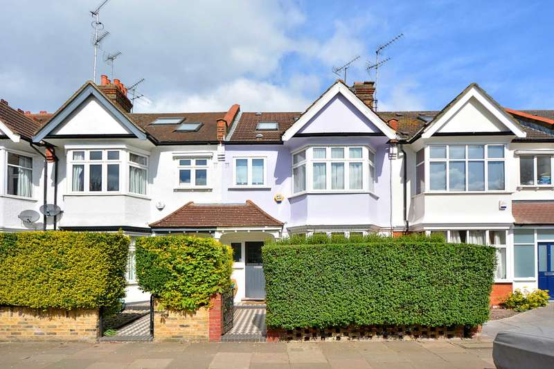 5 Bedrooms Terraced House for sale in Meadvale Road, Ealing
