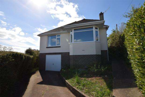 4 Bedrooms Detached Bungalow for sale in Alison Road, Paignton, Devon