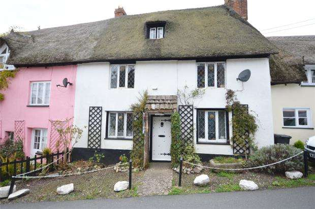 3 Bedrooms Terraced House for sale in Badlake Hill, Dawlish, Devon