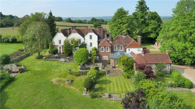 9 Bedrooms Detached House for sale in Grange Hill, Plaxtol, Sevenoaks, Kent, TN15