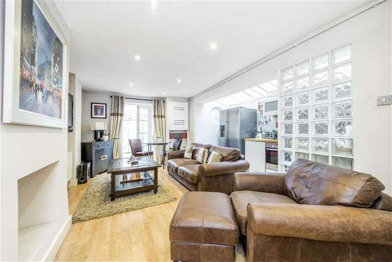 2 Bedrooms Flat for sale in Furness Road, Fulham, London, SW6