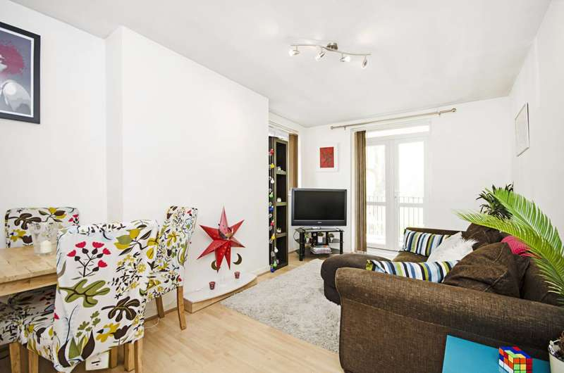 2 Bedrooms Flat for sale in Penshurst Road, Victoria Park, E9