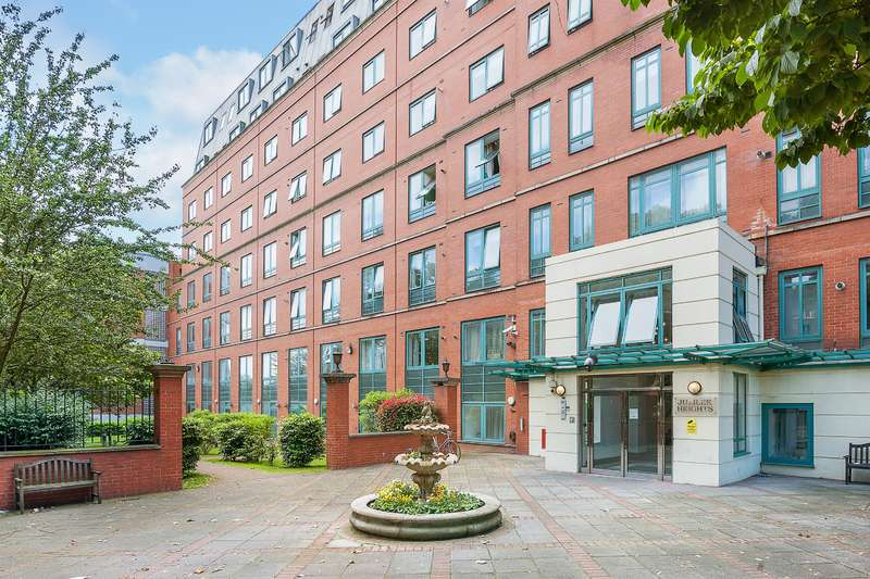 2 Bedrooms Flat for sale in Shoot Up Hill, London, NW2 3UQ