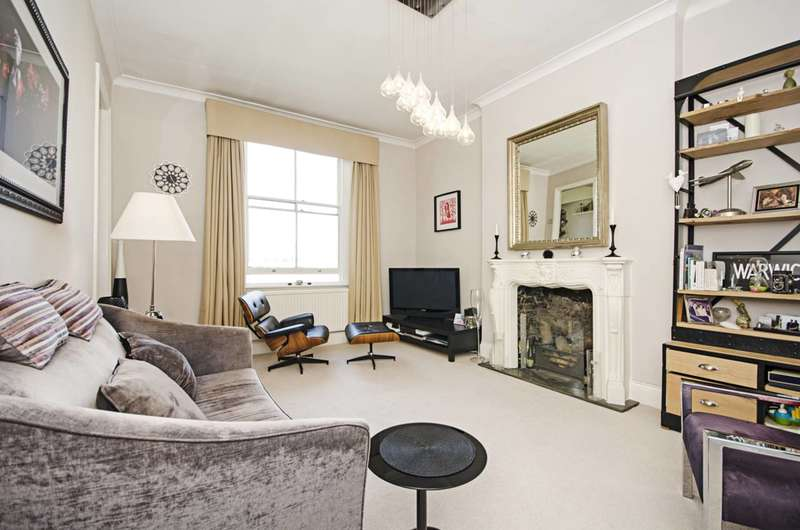 2 Bedrooms Flat for sale in Warrington Crescent, Little Venice, W9