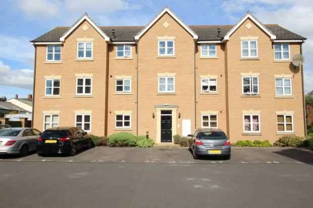 2 Bedrooms Flat for sale in Ned Ludd Close, Leicester, Leicestershire, LE7 7AQ