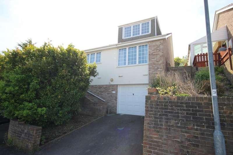 3 Bedrooms Detached Bungalow for sale in Greenway, Watchet