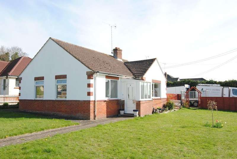 2 Bedrooms Detached Bungalow for sale in Allenbrooke Close, Amesbury, Salisbury SP4