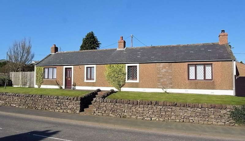 2 Bedrooms Cottage House for sale in Belle Vue Cottage, Kirkpatrick Fleming DG11