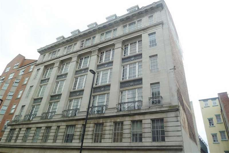2 Bedrooms Apartment Flat for sale in Blenheim House, Newcastle Upon Tyne