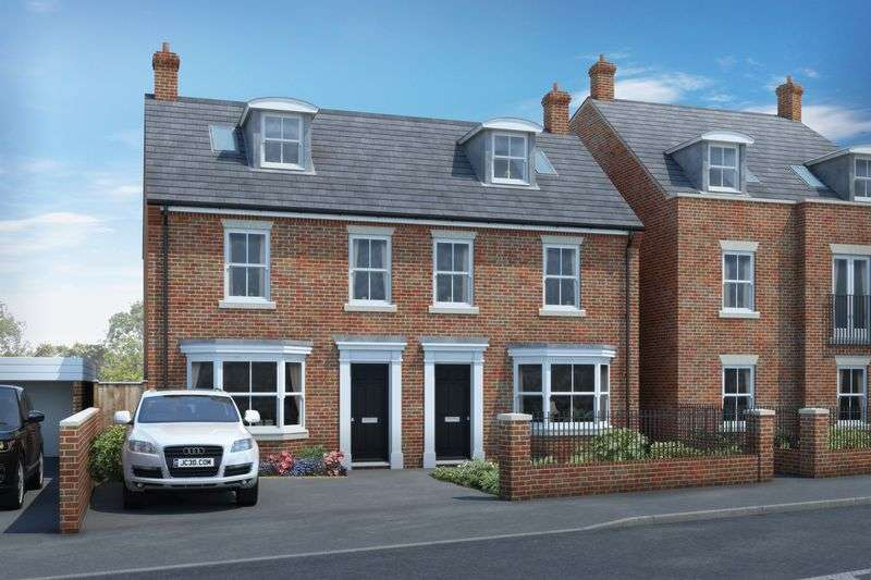 3 Bedrooms Property for sale in Icknield Way, Luton