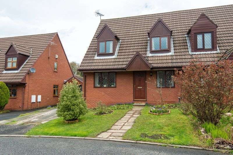 4 Bedrooms Semi Detached House for sale in Merewood, Skelmersdale