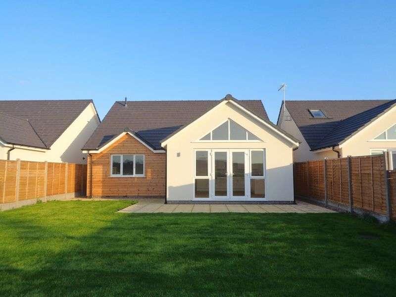 2 Bedrooms Detached Bungalow for sale in Church Walk, Norton
