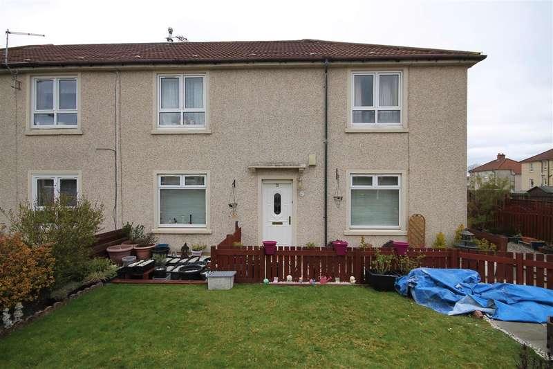 2 Bedrooms Flat for sale in Clyde Street, Coatbridge