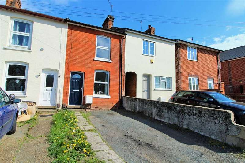 3 Bedrooms Terraced House for sale in Berechurch Road, Colchester