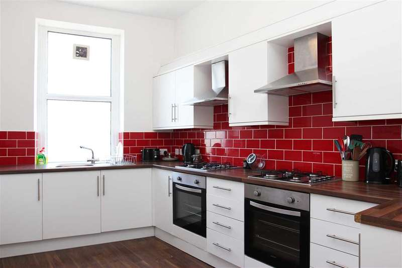 8 Bedrooms Terraced House for rent in Seymour Avenue, Plymouth