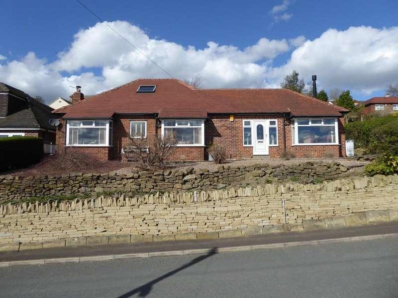 3 Bedrooms Detached Bungalow for sale in Briestfield Road, Dewsbury