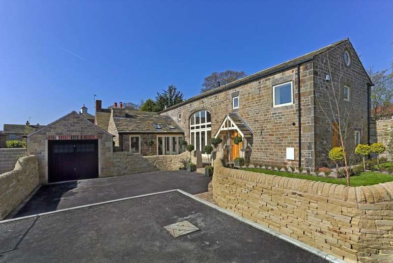 4 Bedrooms Barn Conversion Character Property for sale in Sycamore Lane, Bretton, Wakefield