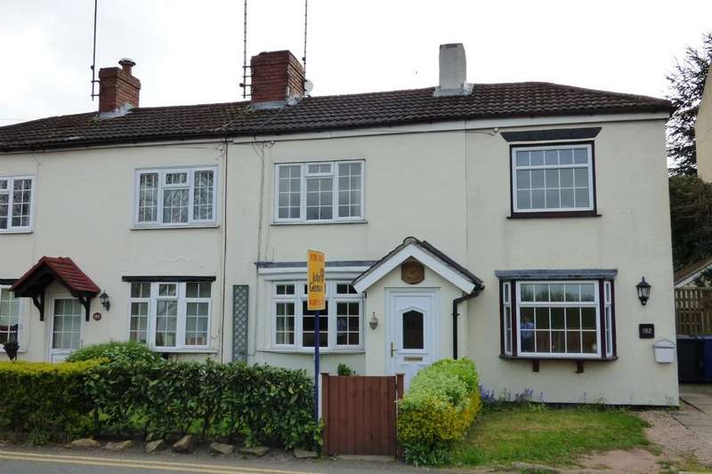 2 Bedrooms Cottage House for sale in Newton Road, Burton-on-Trent