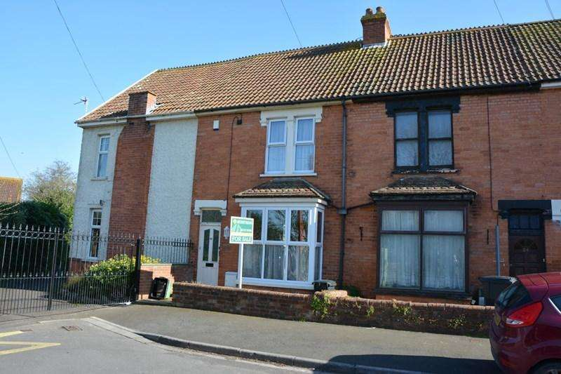 3 Bedrooms Terraced House for sale in Ashley Avenue, Burnham-On-Sea