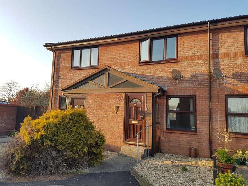 2 Bedrooms Terraced House for sale in Ilex Close, West Huntspill