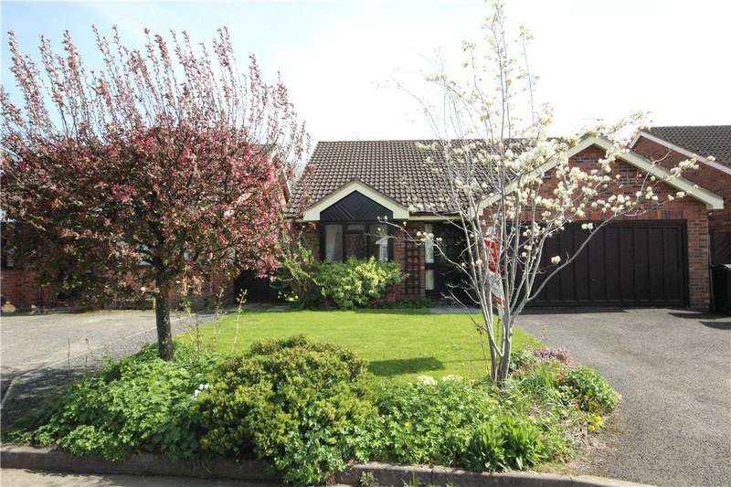 3 Bedrooms Detached Bungalow for sale in Redlake Meadow, Bucknell, Shropshire, SY7
