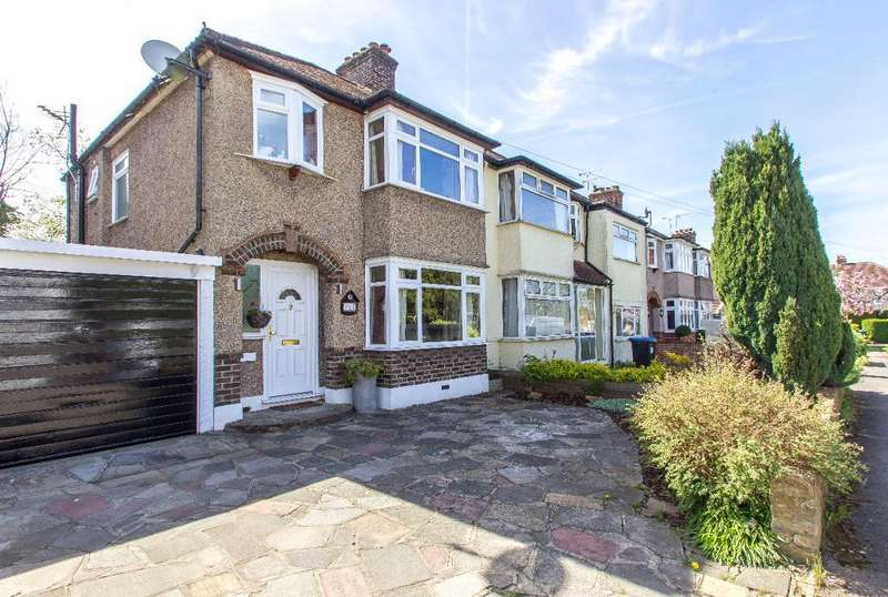 3 Bedrooms Semi Detached House for sale in Verdayne Gardens, Warlingham, CR6 9RP