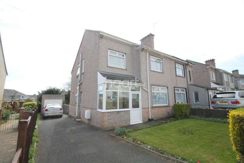 3 Bedrooms Semi Detached House for sale in Carnock Road