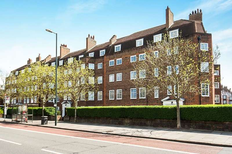 2 Bedrooms Flat for sale in Richmond Road, Twickenham, TW1