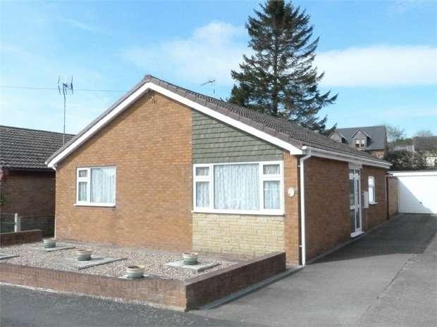 2 Bedrooms Detached Bungalow for sale in Lutterworth