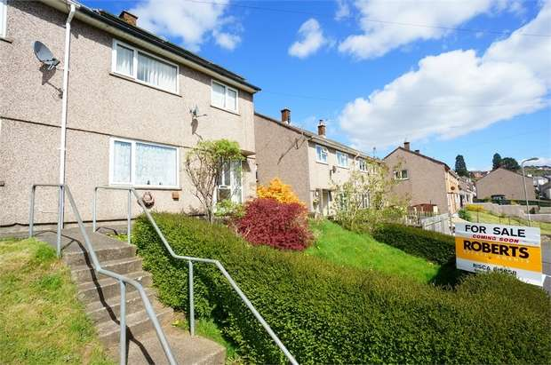 3 Bedrooms End Of Terrace House for sale in Birch Grove, Risca, NEWPORT, Caerphilly
