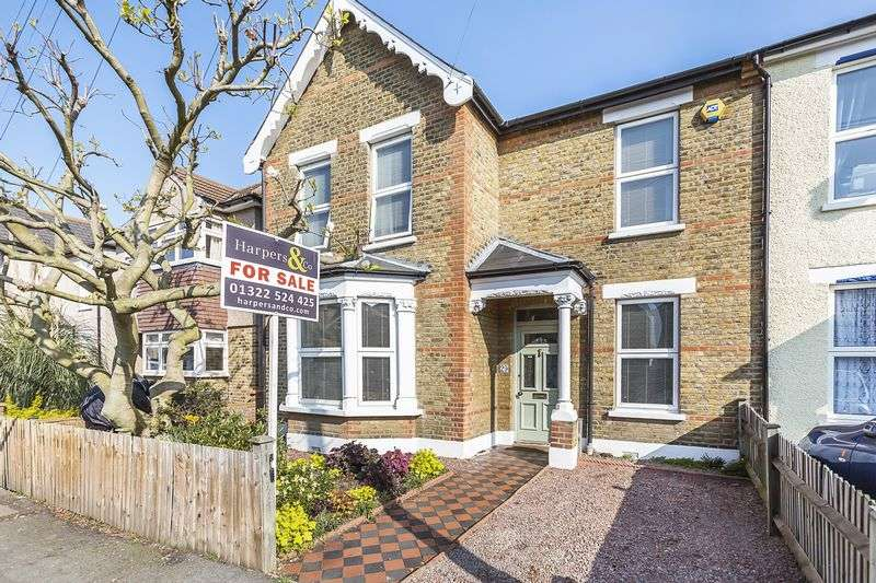 4 Bedrooms Semi Detached House for sale in Freta Road, Bexleyheath
