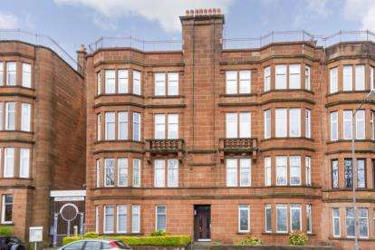 2 Bedrooms Flat for sale in Crow Road, Anniesland