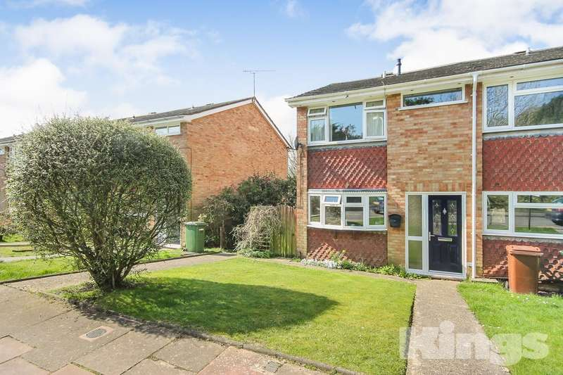 3 Bedrooms End Of Terrace House for sale in Thirlmere Road, Tunbridge Wells