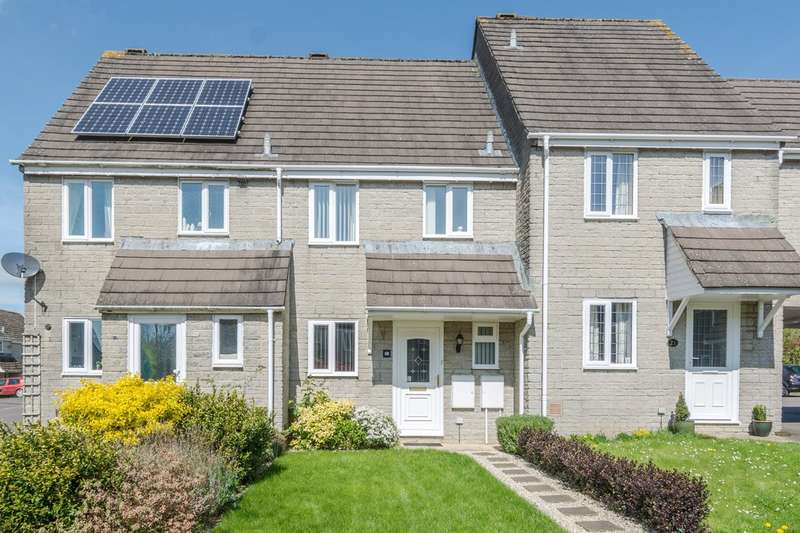 2 Bedrooms Terraced House for sale in Sherwood Road, Tetbury