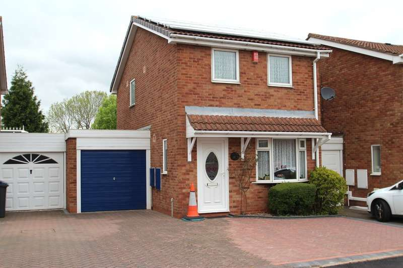 3 Bedrooms Semi Detached House for sale in Windsor View, Bartley Green