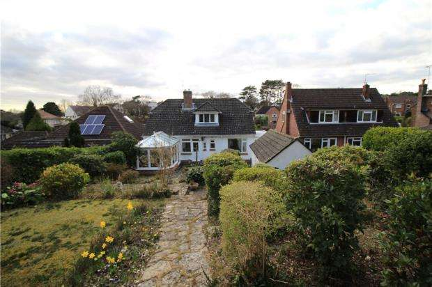 3 Bedrooms Detached House for sale in Lilliput, Poole, Dorset, BH14