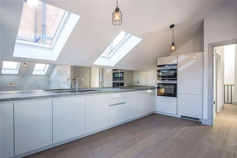 2 Bedrooms Apartment Flat for sale in Tara Mews, Crouch End, London, N8