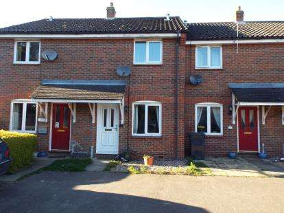 2 Bedrooms Terraced House for sale in Great Yeldham
