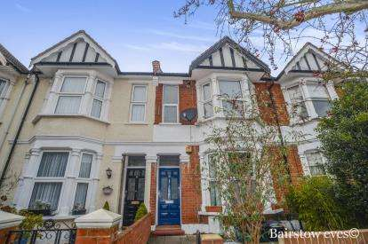 2 Bedrooms Flat for sale in Aldersbrook, London
