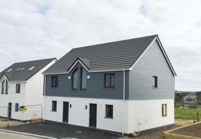 2 Bedrooms Semi Detached House for sale in Humphry Davy Lane, Hayle