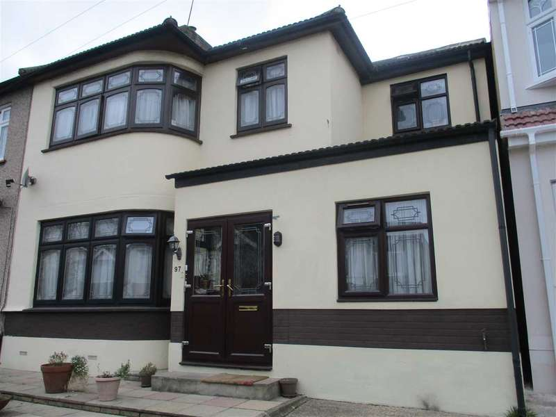 6 Bedrooms End Of Terrace House for sale in Westrow Drive, Upney, BARKING