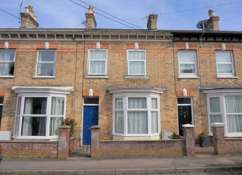 3 Bedrooms Terraced House for sale in Greenbrook Terrace, Taunton