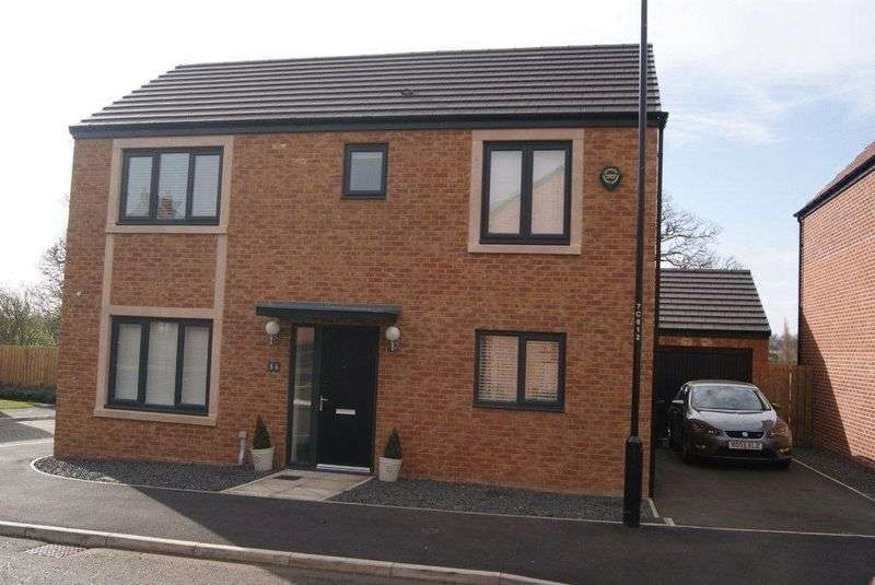 3 Bedrooms Detached House for sale in The Meadows, Wallsend
